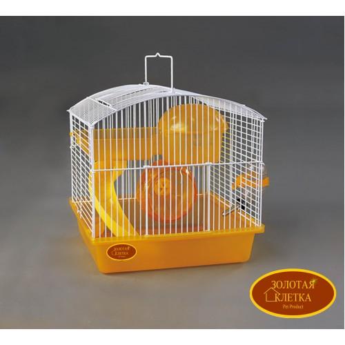Укомплектована клітина для дрібних гризунів 158
