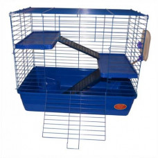 Клітка для тхорів, кроликів, морських свинок та ін. №28