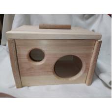 Будиночок-дупло для білок та інших гризунів