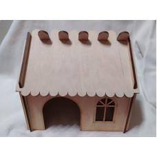 Будиночок для гризунів (щурів, морських свинок та ін.)