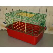 Клітка для тхорів, кроликів, морських свинок, їжачків і ін. №6