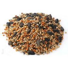 Корм для дрібних і середніх папуг - зернова суміш 1л