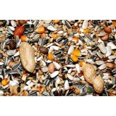 Корм для великих і середніх папуг - зернова суміш 1л