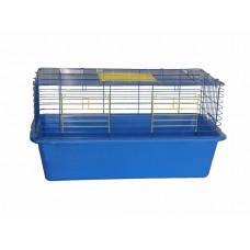 Клітка для кроликів, морських свинок, тхорів, їжачків